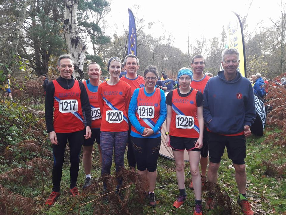 MABAC Farley Heath 19th Nov 2017