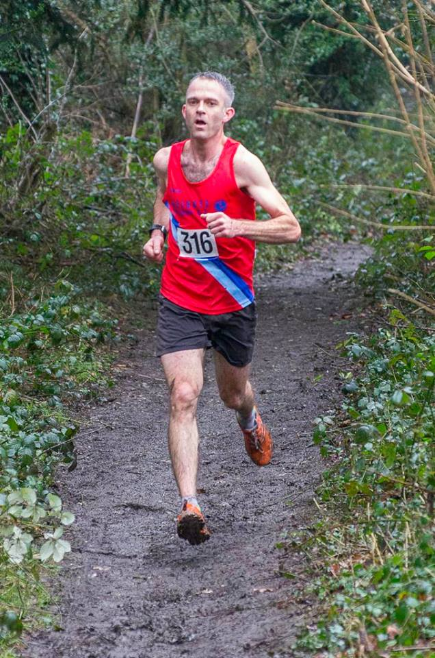 Ryan Harris Box Hill fell race Jan 18