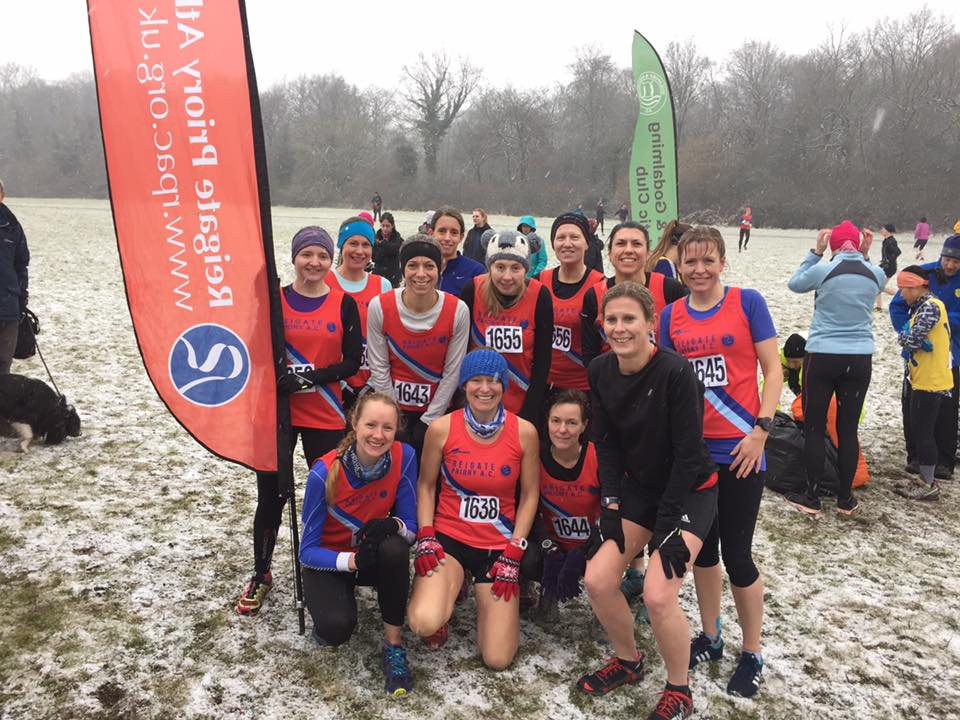 SL 11 Feb 2017 Ladies team